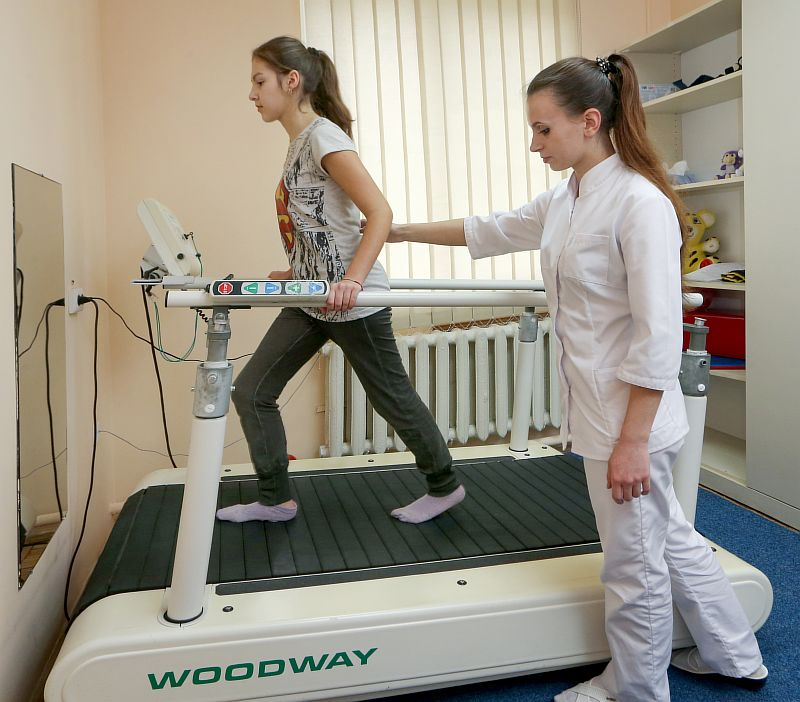 Rehabilitation in Lviv of patients with disorders and injuries of the musculoskeletal system