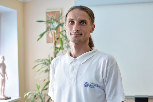 Yulian Markevych, Physical Therapist