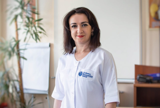 Liliana Tereshchak, Neurologist, Physiotherapist