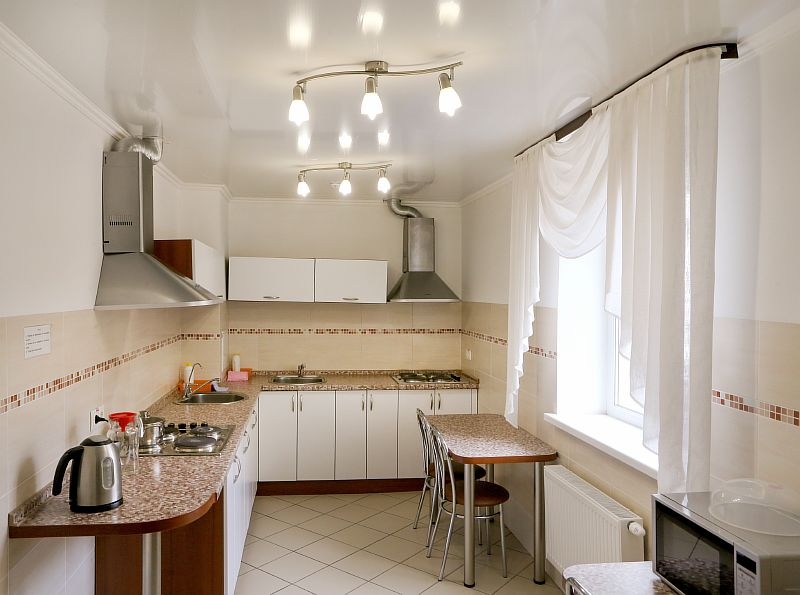 Kitchen for patients of RC Elita